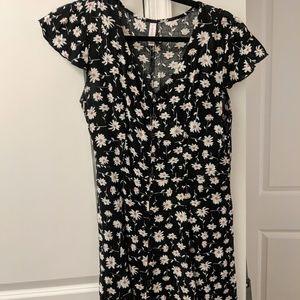 Xhilaration - Floral Flowy Dress